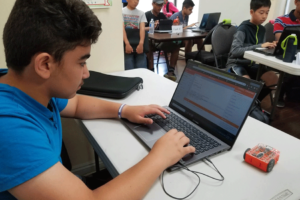 Interactive Python for youth 11+